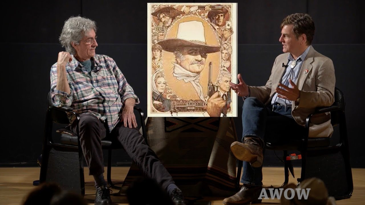 "THE SHOOTIST ""I was John Wayne's comic foil"" with Rick Lenz A WORD ON WESTERNS"