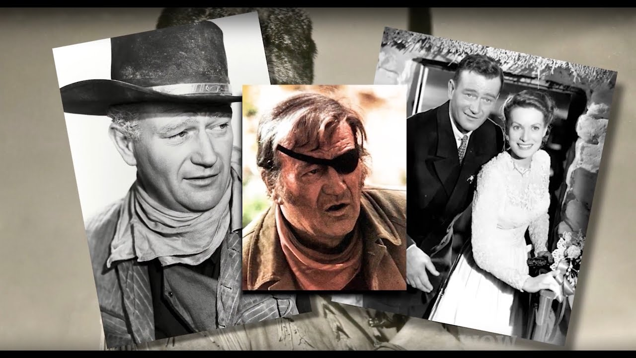 Do you think John Wayne can act?