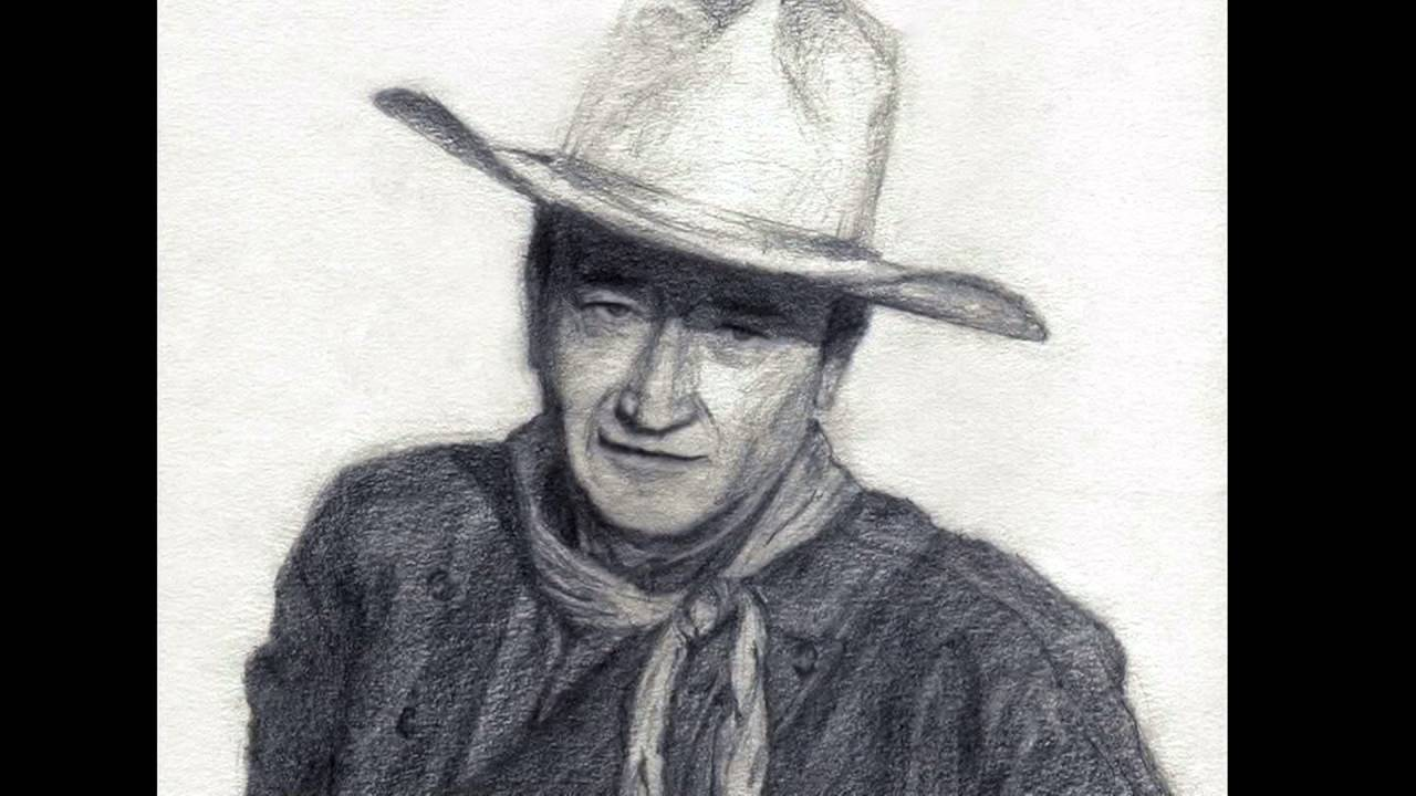 JOHN WAYNE'S YOUNGEST FAN Ethan Pro outdraws Duke on A WORD ON WESTERNS
