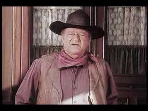 John Wayne Commercial US Savings Bonds 1976