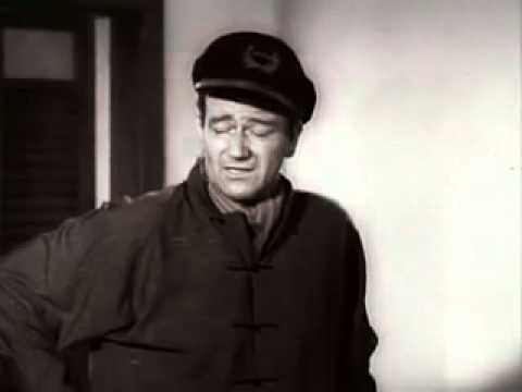 Classic Commercials- John Wayne- Christmas Seals.flv