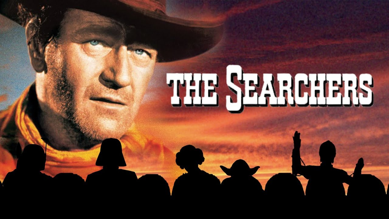 Movies that Inspired Star Wars: The Searchers - Featuring Bryan Young