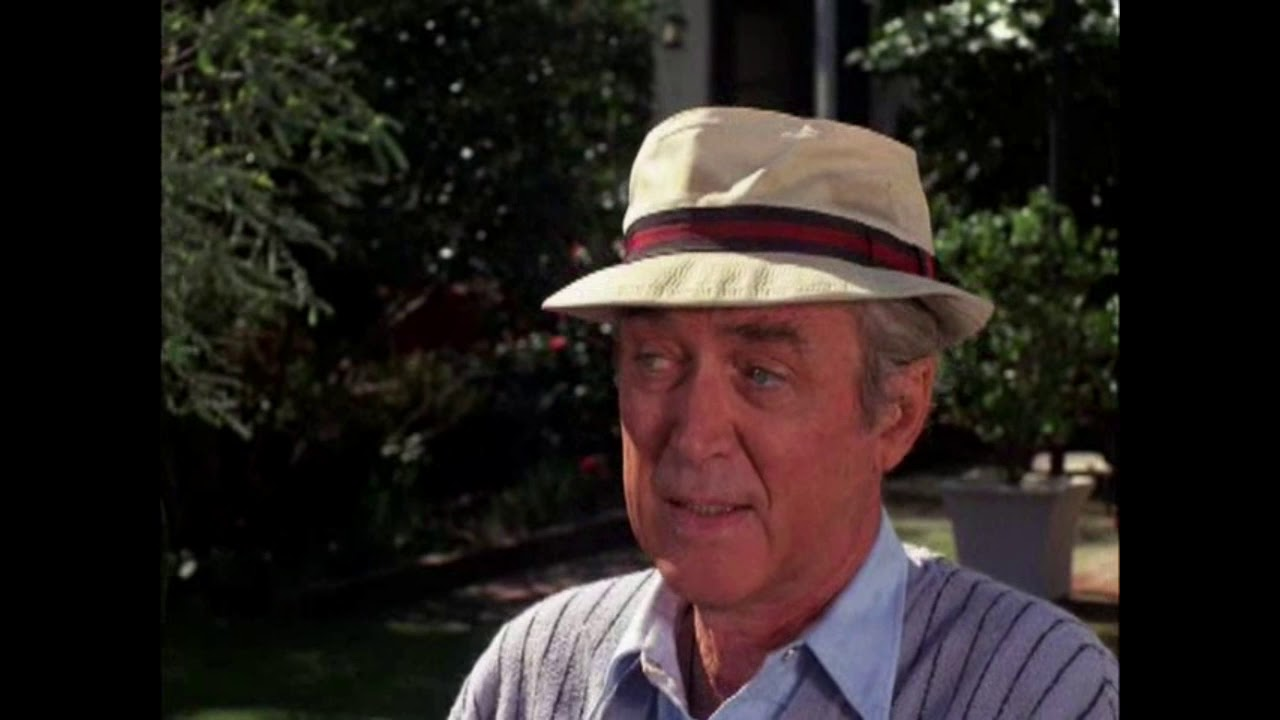 James Stewart on what it was like to work with John Ford