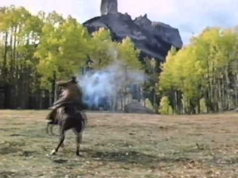 True Grit - meadow shoot out scene