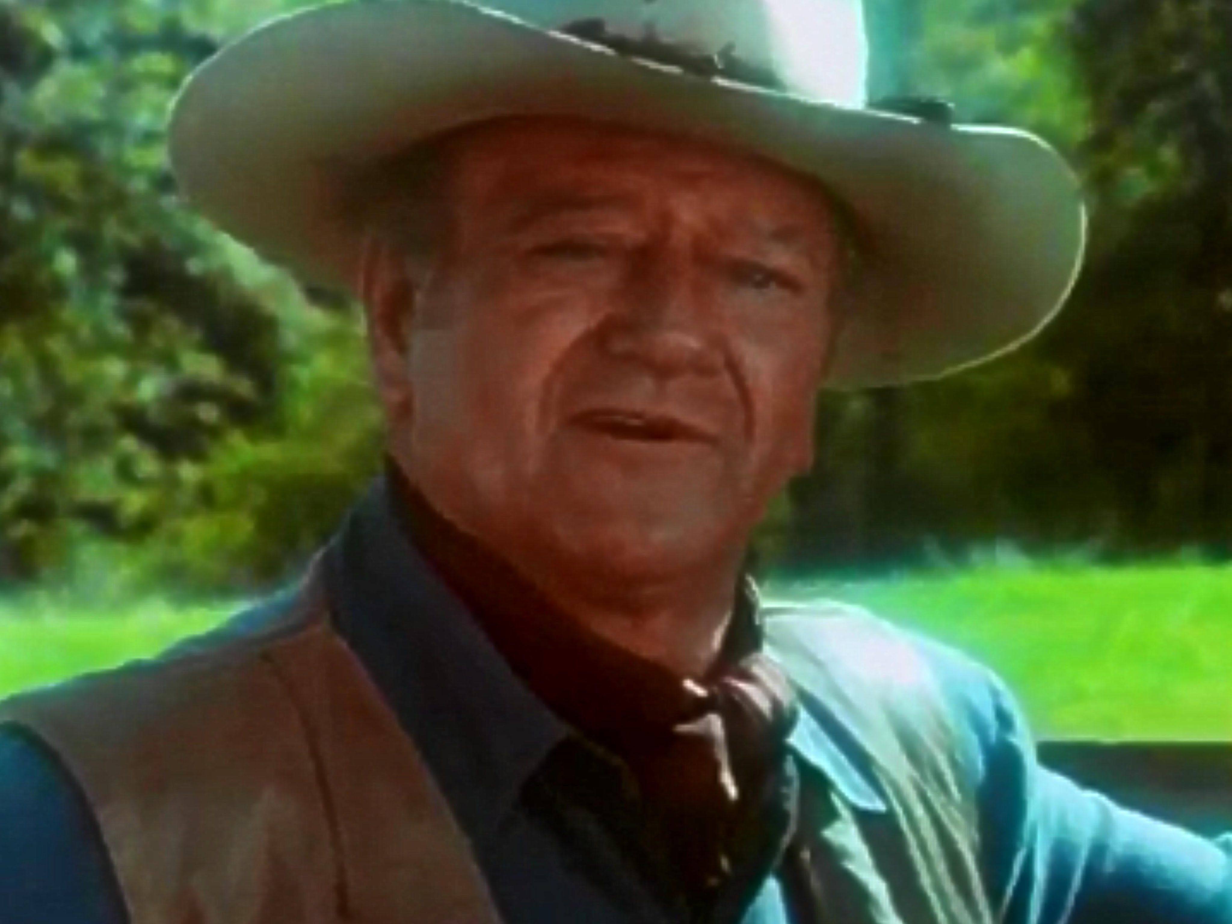 Great Western Savings With John Wayne TV Commercial
