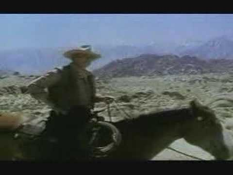 Classic John Wayne Great Western Commercial 1978