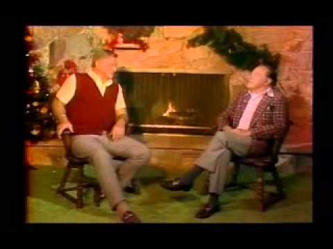 1976 Christmas special - John Wayne and Bob Hope