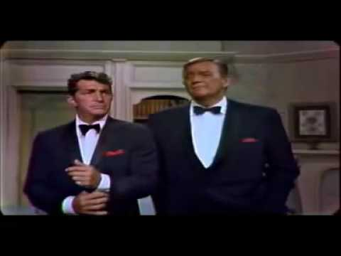 John Wayne & Dean Martin sings Everybody Loves Somebody Sometime