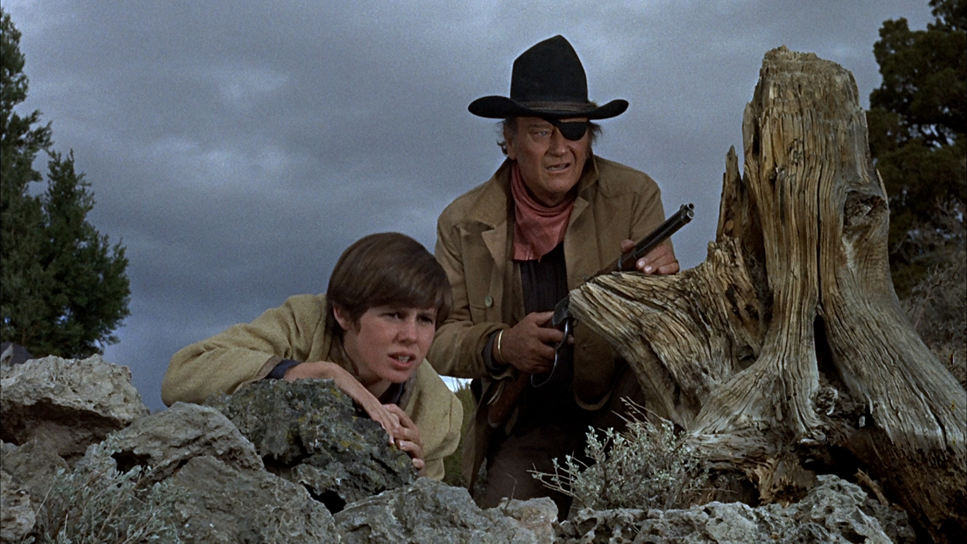 Saddle up with HDNET MOVIES Christmas Day, TRUE GRIT two-pack ...